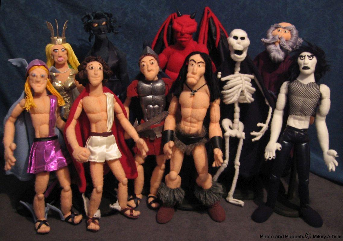 Artelle Puppets
